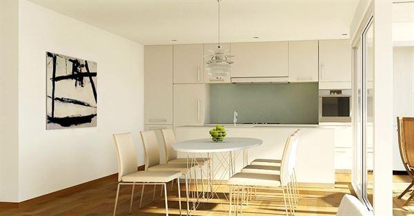 Modern Lüks Yemek Odası Tasarımları 12