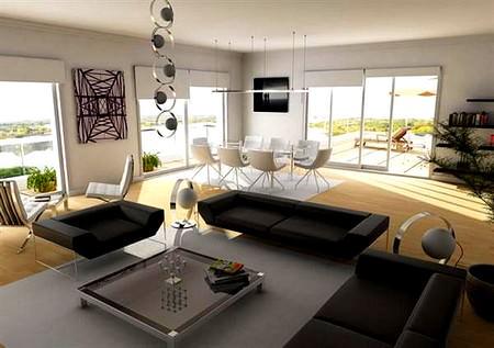 Modern Sanatsal Oda Tasarım Fikirleri 4