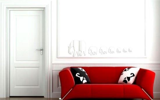 Dekoratif Duvar Ayna Örnekleri 1