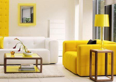 Sarı Rengin Dikkat Çekici Özelliği 1