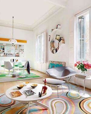 Renk Ve Desenlerle Dekorasyon Stilleri 4
