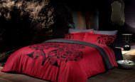 Sarev Dekoratif Renkli Desenli Nevresim Takımları