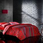 sarev dekoratif renkli desenli nevresim takımları - sarev pike takimi 150x150