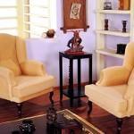 berjer koltuk - sari berjer 150x150 - Modern Tekli Berjer Koltuk Modelleri