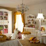 Kız Çocuk Odası Mobilyaları Ve Dekorasyonları