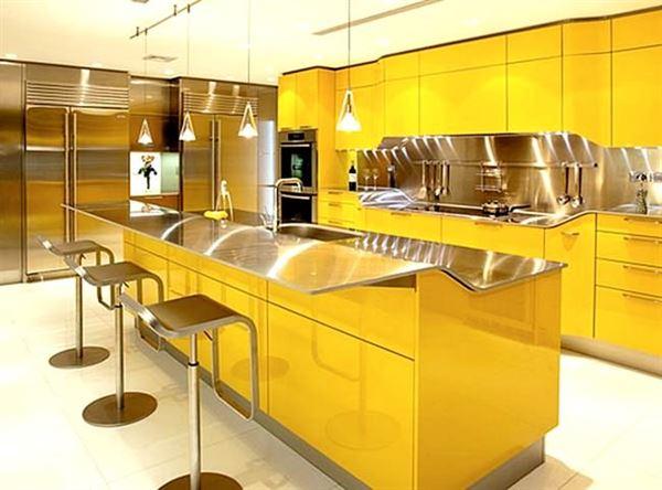 sarı ada mutfak modelleri