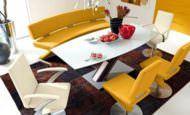 Modern Yemek Masası Ve Sandalye Modelleri