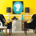 sarı rengin dikkat Çekici Özelliği - sari oturma alani dekorasyonu1 150x150