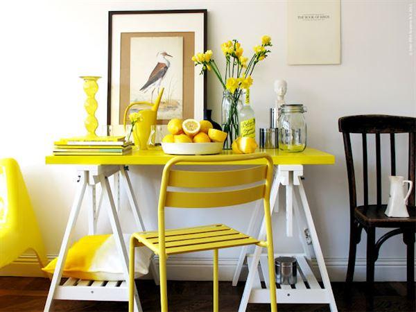 Sarı Rengin Dikkat Çekici Özelliği 8