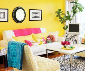 Sarı Rengin Dikkat Çekici Özelliği