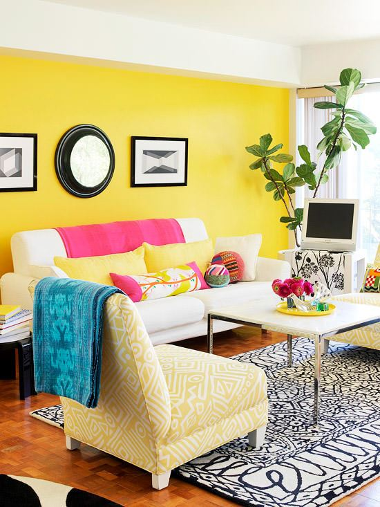Sarı Rengin Dikkat Çekici Özelliği 12