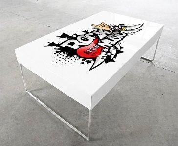mobilya sticker yapışkan resim