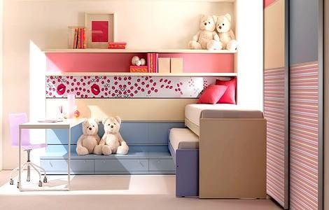 Çocuk Odası Dekorasyon Ve Mobilya Fikirleri 23