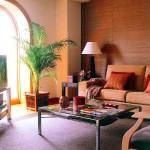 Renkli Yaza Özel Oturma Odası Dekorasyon Fikirleri 8