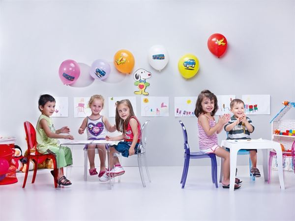 siesta çocuk plastik sandalye
