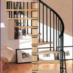 oval dubleks daire merdivenleri - silindir merdiven modeli 150x150 - Oval Dubleks Daire Merdivenleri