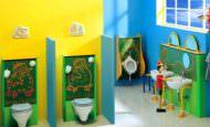Şirin Çocuk Banyosu Dekorasyon Fikirleri