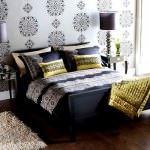 siyah-dekorasyonlu-yatak-odasi