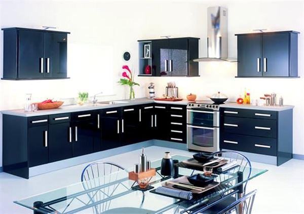 Mutfaklarınıza Renk Seçimleri 1
