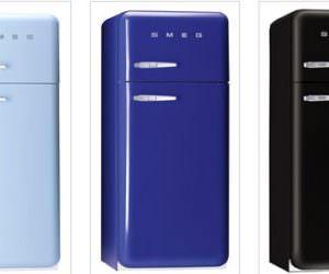 Smeg Buzdolabı Modelleri Renkleri