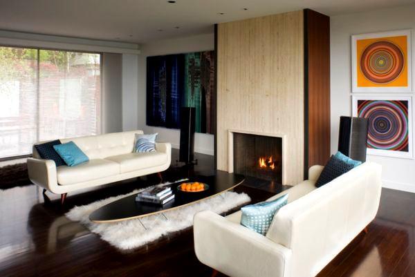 Modern Dekoratif Oturma Odası Dekorasyon Fikirleri 9