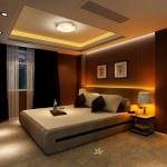 Ultra Suit Tarzı Yatak Odası Dekorasyonları 12