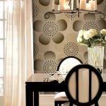 dekoratif modern duvar kağıt