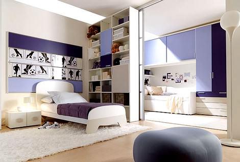 Çocuk Odası Dekorasyon Ve Mobilya Fikirleri 26