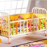 Yeni Tasarım Bebek Karyola Modelleri