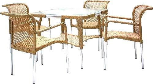 Tekzen Masa Sandalye Setleri 5