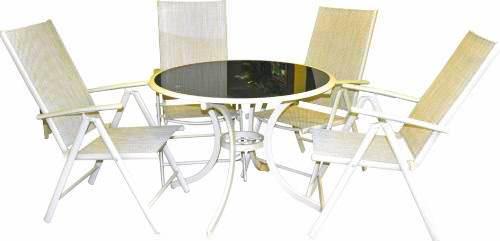 Tekzen Masa Sandalye Setleri 1