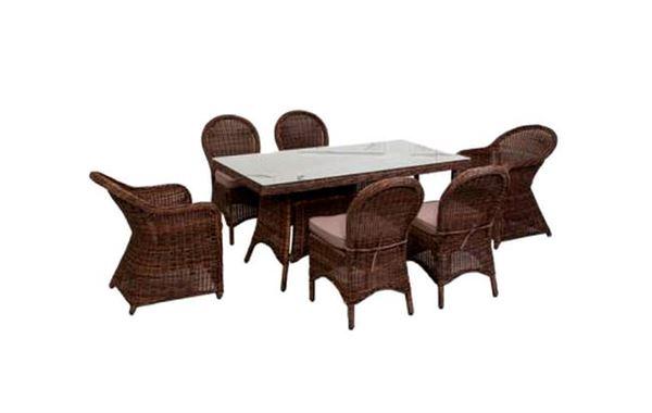 büyük dış mekan masa sandalye