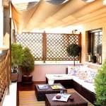 Balkon Ve Teras Dekorasyon Fikirleri 16