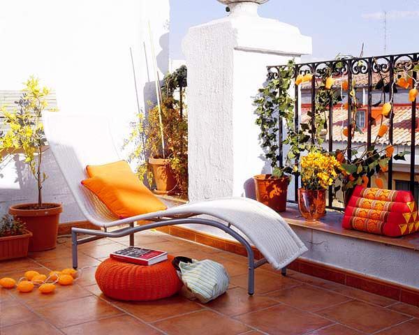 Balkon Ve Teras Dekorasyon Fikirleri 19