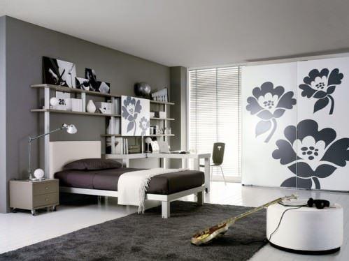 Kız Ve Erkek Çocuk Odası Dekorasyon Modelleri 13
