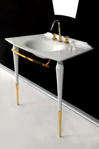 İlginç Farklı Banyo Lavabo Tasarımları 15