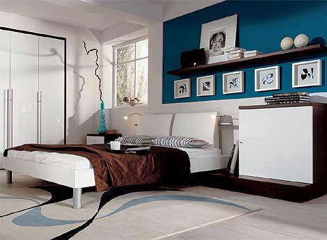 Lüks 2012 Yatak Odası Modelleri 18