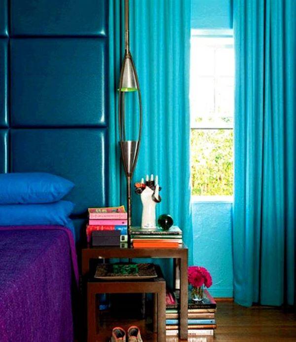 turkuaz duvar renkleri