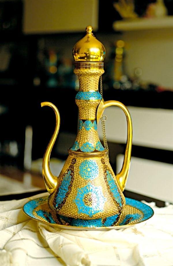 Osmanlı İşlemeli Dekoratif Aksesuarlar 7