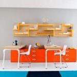 Çocuk Odası Ders Çalışma Masası Modelleri