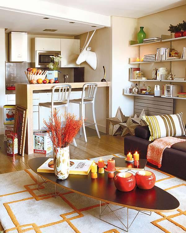turuncu-ev-renk-dizayni