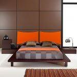 lüks 2012 yatak odası modelleri - turuncu luks yatak odasi 2012 150x150 - Lüks 2012 Yatak Odası Modelleri