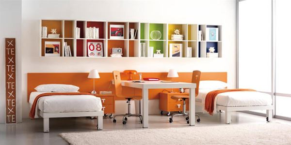 Kız Ve Erkek Çocuk Odası Dekorasyon Modelleri 14