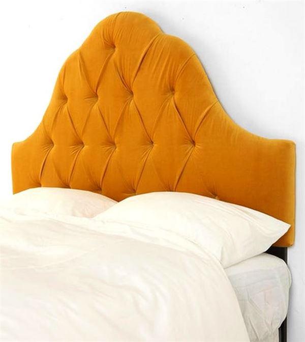 turuncu-tepeli-kumasli-yatak-basi