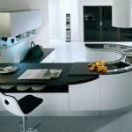 u Şeklinde mutfak tasarımı - u seklinde mutfak 150x150 - U Şeklinde Mutfak Tasarımı