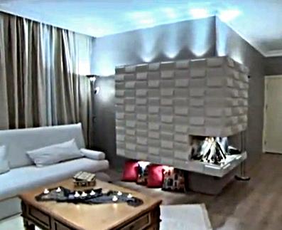 Evim Şahaneden Üç Boyutlu Duvar Paneli Yapımı 5