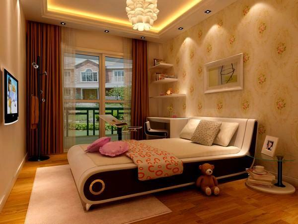 Ultra Suit Tarzı Yatak Odası Dekorasyonları 14