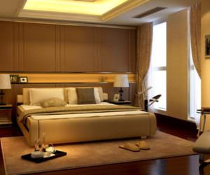 Ultra Suit Tarzı Yatak Odası Dekorasyonları