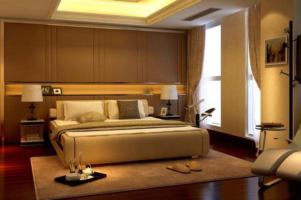 Ultra Suit Tarzı Yatak Odası Dekorasyonları 17