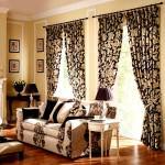 desenli dekorasyonlu oturma odası evinizi güzelleştirmek adına fikirler